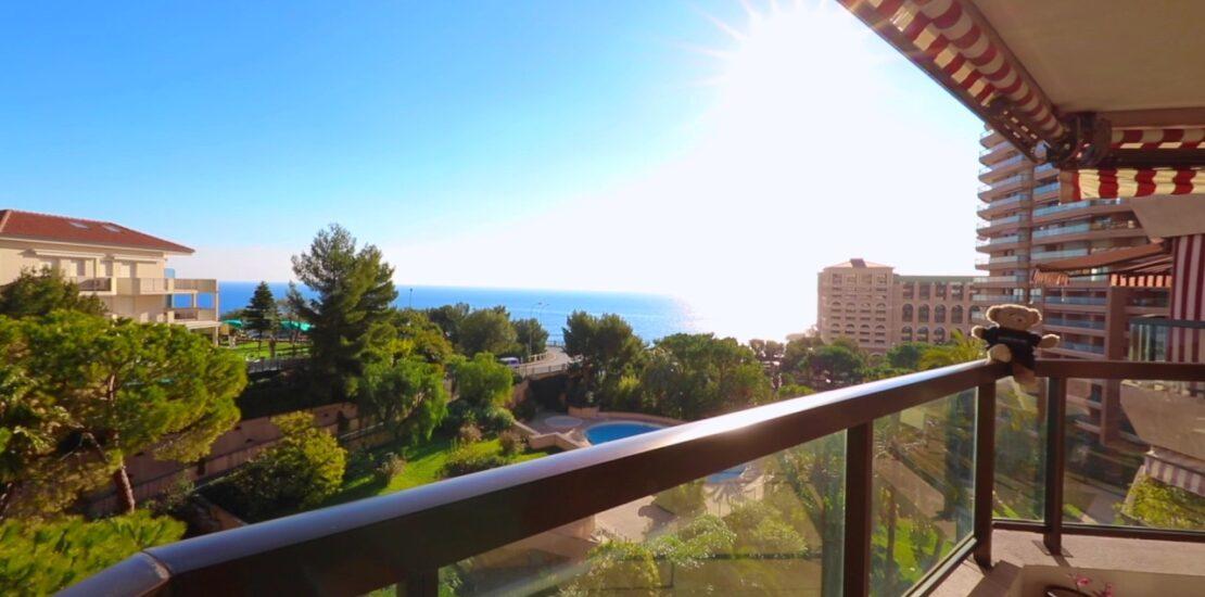 Monaco Sea View Property