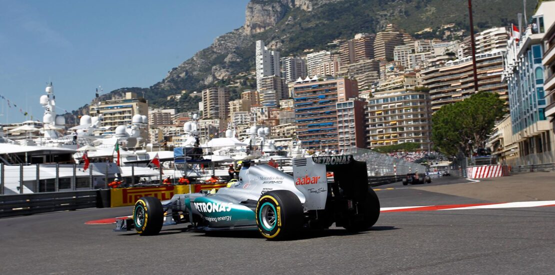 Luxury Property by Formula 1 Track